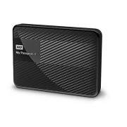 Western Digital WD WD My Passport for Gamers hårddisk svart 3TB