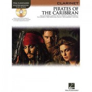 Hal Leonard Pirates of the Caribbean for Clarinet Play-Along