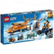 Конструктор Лего Класик - Арктически товарен самолет, LEGO City, 60196