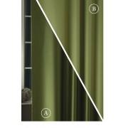 Blackout fényzáró sötétítő függöny üni világoszöld-oliva 300-as/Cikksz:01220142