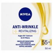 Nivea Obnovující denní krém proti vráskám 55+ (Anti-Wrinkle + Revitalizing) 50 ml
