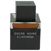 Encre Noire A L'extreme Eau De Parfum Spray (Tester) By Lalique 3.3 oz Eau De Parfum Spray
