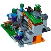 LEGO Minecraft 21141 Zombibarlang