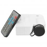Mini multimédiás projektor - Mozi otthon, profi prezentáció a munkahelyeden!