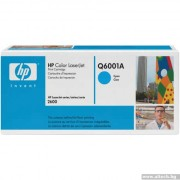 HP Color LaserJet Q6001A Print Cartridge, Cyan (up to 2000 pages) (Q6001A)