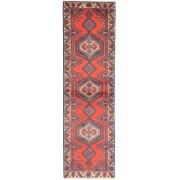 Handgeknüpft. Ursprung: Persia / Iran Wiss Teppich 52x195 Persischer, Läufer Teppich