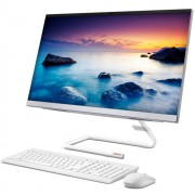 "AIO, Lenovo IdeaCentre A340 /21.5""/ Intel i5-9400T (3.4G)/ 8GB RAM/ 1000GB HDD/ DOS + подарък KBD & Mouse (F0EA003PBG)"