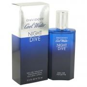 Davidoff Cool Water Night Dive Eau De Toilette Spray 2.5 oz / 73.93 mL Men's Fragrance 512054
