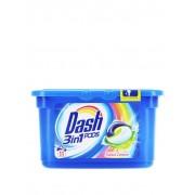 Dash Detergent Capsule 11 buc 3in1 Salva Colore