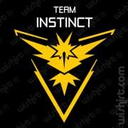 T-shirt Team Instinct