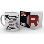 Intrafin Pokemon Team Rocket Mug