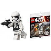 Lego (LEGO) Star · Wars First Order · Stormtrooper ? First Order Stormtrooper Exclusive 2016 Minifigure polybag ?30602?