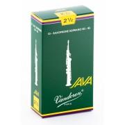 Ancii Vandoren Java Green soprano sax 2.5