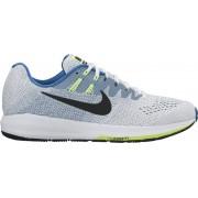 Nike Air Zoom Structure 20 - scarpe running neutre - uomo - White/Black