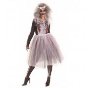 Disfraz de Novia Cadaver - Creaciones Llopis