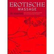 Erotische massage - 50 kaarten