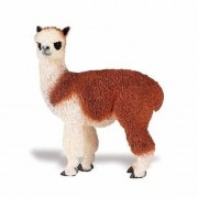Safari LTD Plastic speelgoed figuur alpaca 9 cm