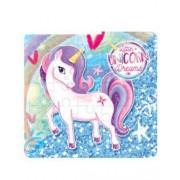 Färgrikt Unicorn Minipussel 25 Bitar