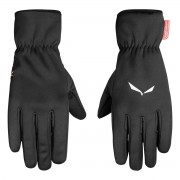 Salewa *WS FINGER GLOVES - black out - S - BLACK OUT