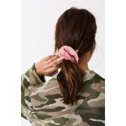 ''Gina Tricot'' ''Izabella scrunchie'' Pink ONESZ