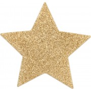 Bijoux Indiscrets Copricapezzoli Bijoux Indiscrets Flash Star Oro
