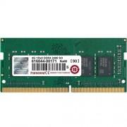 Memorie Transcend JM, 4GB, DDR4, 2400MHz, SODIMM