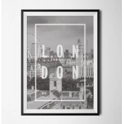 Konstgaraget Photo london poster – 70x100