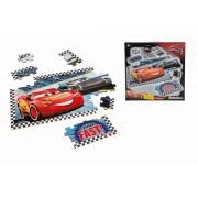 Puzzle din lemn - Cars 3, 45 piese