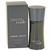 Armani Code Eau De Toilette Spray By Giorgio Armani 1.7 oz Eau De Toilette Spray