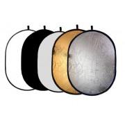 Blenda 5w1 owalna, rozmiar 100x150cm