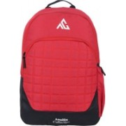 Anushka Collection College Backpack Lightweight School Bag, Travel Hiking Camping Outdoor Daypack Rucksack (Red) 20 L Laptop Backpack(Red)