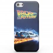 E.T Funda Móvil Regreso al futuro Logo para iPhone y Android - Samsung Note 8 - Carcasa doble capa - Mate