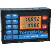 TERRATRIP 202 PLUS v3 - RALLY TRIP COMPUTER