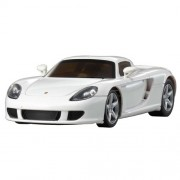 Complete Chassis Porsche Carrera GT White by Kyosho