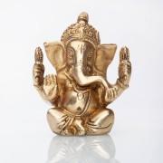 Ganesh réz szobor 12cm - Bodhi