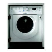 Indesit Lave-linge intégrable INDESIT BIWMIL71252 Blanc