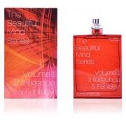 Escentric Molecules THE BEAUTIFUL MIND intelligence & fantasy eau de parfum vaporizador 100 ml