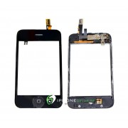 iPhone 3GS Skärmglas Digitizer Komplett (Svart)
