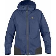 FjallRaven Bergtagen Jacket W - Mountain Blue - Vestes de Pluie XXS