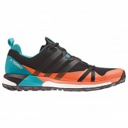 adidas - Terrex Agravic - Trailrunningschoenen maat 8 zwart/rood
