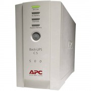 UPS uređaj za neprekidno napajanje 500 VA APC by Schneider Electric Back UPS BK500-EI