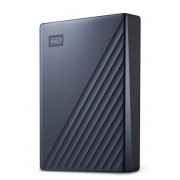 "HDD Extern Western Digital My Passport ULTRA, 4TB, 2.5"", USB 3.1 (Albastru)"