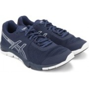 Asics GEL-CRAZE TR 5 Training & Gym Shoes For Men(Blue)
