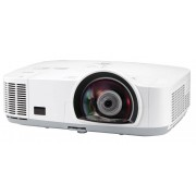 NEC Videoprojector NEC M350XS - Curta Distância / XGA / 3500lm / LCD / Wi-fi via Dongle