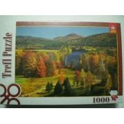 Пъзел 1000 елемента - Есен във Върмонт 124