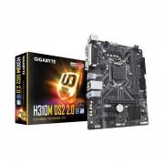 Tarjeta Madre GIGABYTE H310M DS2 2.0 2xDDR4 PCI-E USB3 Socket 1151