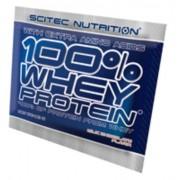 100% Whey protein 30g tejcsoki Scitec Nutrition