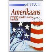 Assimil - Taalcursussen & Leerboeken Amerikaans Engels leren zonder moeite - Boek + Audio CD's