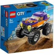 Конструктор Лего Сити - Камион чудовище, LEGO City Great Vehicles 60251