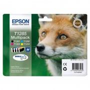 Epson Original Tintenpatronen Multipack T1285, BK/C/M/Y